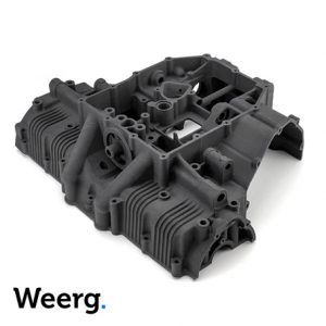Weerg Extreme Fibra di Carbonio+PA12 additivo metal replacement