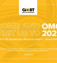 Caast OMC 2021 Ravenna sistemi di tenuta