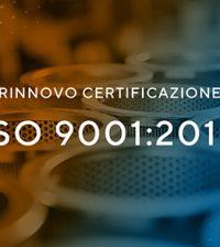 Fai Filtri ISO 9001 certificazione gestione qualità
