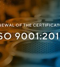 Fai Filtri ISO 9001 certification