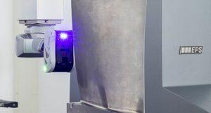 Hexagon CMM scansione laser