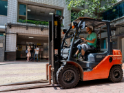 VIA Technologies carrelli elevatori sicurezza
