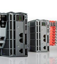 B and R automation PLC X20 Embedded ingombro dimezzato nel cabinet
