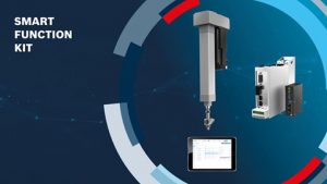 Bosch Rexroth smart function kit servopresse