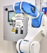 Comau Digital automation lab Reggio Emilia Fondazione REI