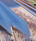 Duplomatic oleodinamica copertura Expo Dubai Calatrava