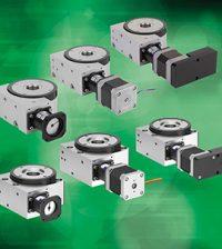 norelem tavole rotanti azionamento elettrico controllo digitale